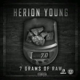 7 Grams Of Raw Herion Young front cover