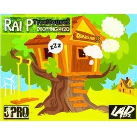 #TreeHouse2 Rai P front cover