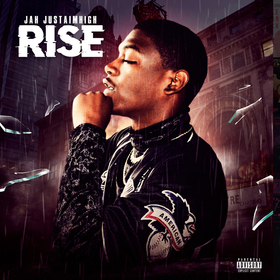 RISE Just Aim High front cover