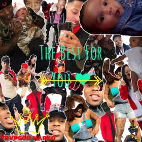 The Best For You Trvpgod Marko  front cover