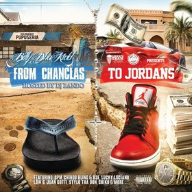 From Chanclas To Jordans BillyDhaKidd front cover