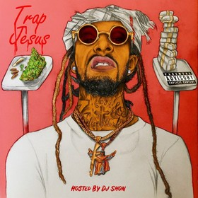 Trap Jesus Inky Bandz front cover
