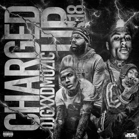 Charged Up 18 DJ Gxxd Muzic front cover
