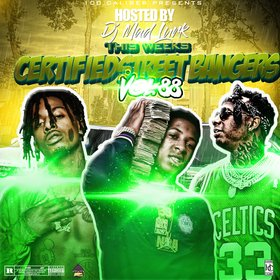 This Weeks Certified Street Bangers Vol.88 DJ Mad Lurk front cover