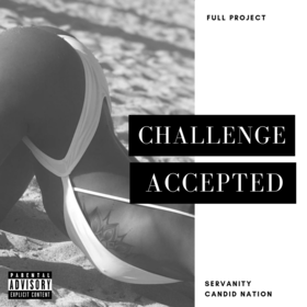Challenge Accepted Servanity front cover