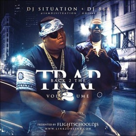 Back 2 The Trap 2 DJ 864 front cover