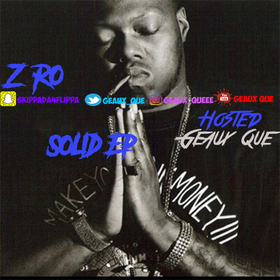 Z-Ro Solid EP  Dirty Glove Bastard front cover