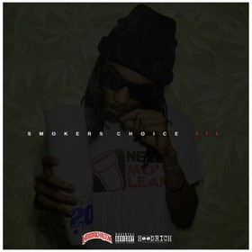 Smoker's Choice 3 DJ Lil Keem front cover