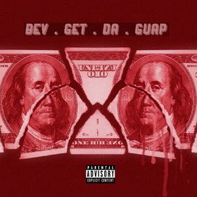 Bev Get Tha Guap Bev Santana and Guap God front cover