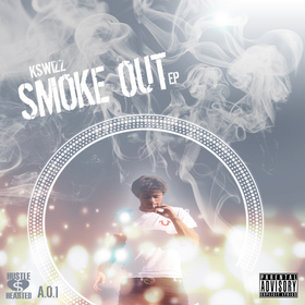 Smoke Out EP Kswizz front cover