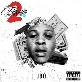 Finessin To The Check 2 JBo front cover