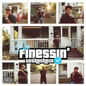 Finessin To The Check JBo front cover