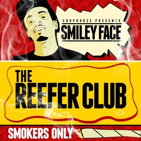 The Reefer Club Smileyface front cover