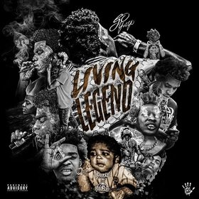 Living Legend Go Yayo front cover