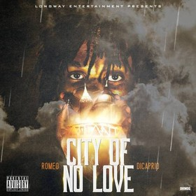 City Of No Love O Romeo front cover