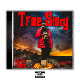 True Story 3rd Money Jefe front cover