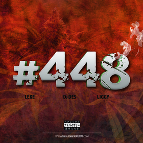The Block Never Sleeps presents #448 Liggy x Leke  Hosted by Dj DES Caligula front cover