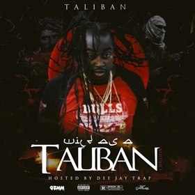Wild As A Taliban Taliban front cover
