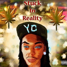 Stuck In Reality YC Rocks front cover