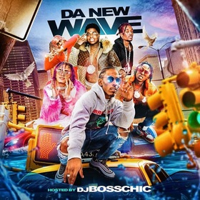 Da New Wave DJ Boss Chic front cover