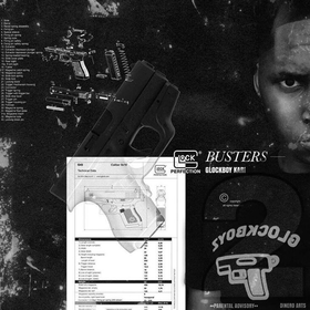 GLOCK BUSTERS 2 GlockBoyKari front cover