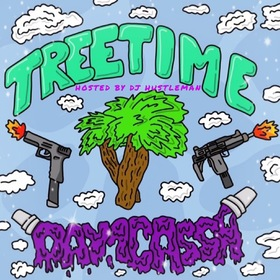 Treetime Day1 Cassh front cover
