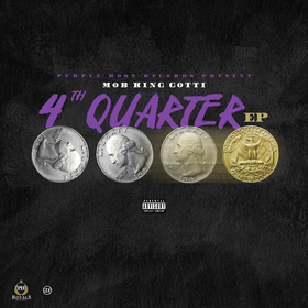 4th Quarter Mob King Gotti front cover