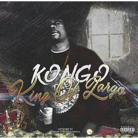 King Of Largo Kongo front cover