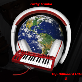 Top Billboard Hits 3 Filthy Franko front cover