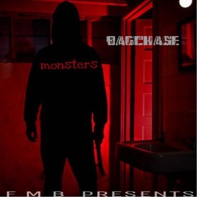 Monsters Baggchase front cover