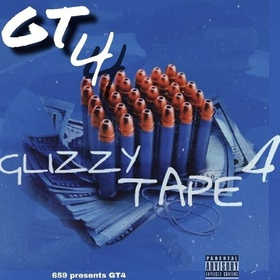 FlyGuyJustin - Glizzy Tape 4 TyyBoomin front cover
