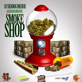Smoke Shop Skroog Mkduk front cover