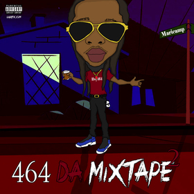 464 Da Mixtape 2 Maricamp Da-Kid front cover