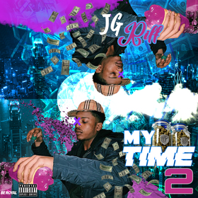 My Time 2 JG Riff front cover