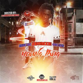 Rich Homie Quan Vs Young Thug Various Artists front cover