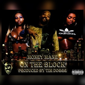 #GME$$$ On The Block Money Mane front cover