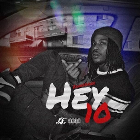 HEY 10 The Ep Zone10Gee  front cover