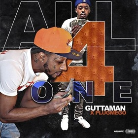 A41 All 4 One The MixTape Plug Mego front cover