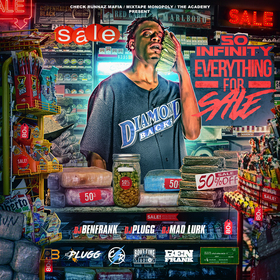 Everything For Sale So Infinity front cover