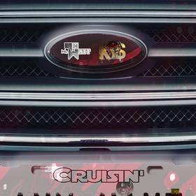 Mr. 40. Watt x K.I.$ - Cruisin' DeUce Double front cover