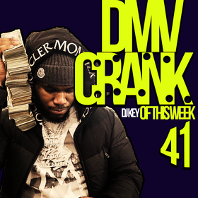 DMV Crank Of This Week #41 DJ Key front cover