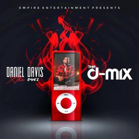 The D - MIX Daniel Davis front cover