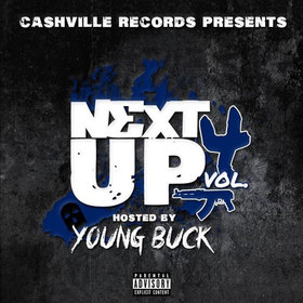 Next Up Vol. 4 Young Buck front cover