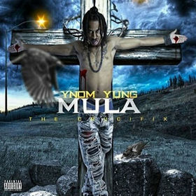 The Crucifix Yung Mula front cover