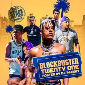 BlockBuster 21 DJ 1Hunnit front cover
