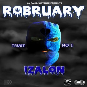 Robruary Izalon front cover