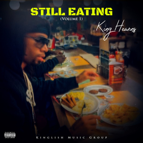 Still Eating(Volume 1) King Hearns front cover