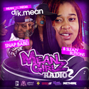 Mean Girlz Radio Vol. 2 DJ K.Mean front cover