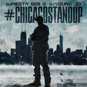 Chicago Stand Up DJ Young JD front cover