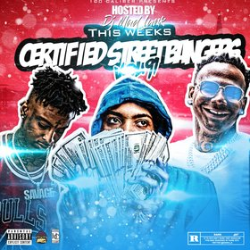 This Weeks Certified Street Bangers Vol.91 DJ Mad Lurk front cover